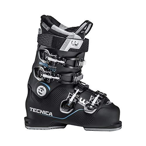 Tecnica Chaussures de ski pour femme Mach Sport MV 85 W Noir 27,5