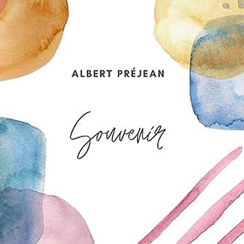 Albert préjean - souvenir