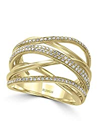 14K YELLOW GOLD DIAMOND RING WZ0W775DD4