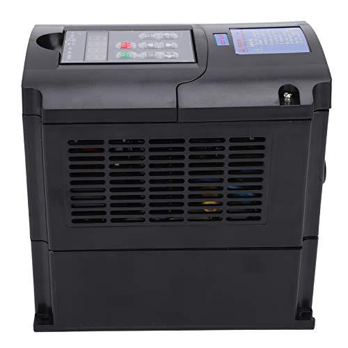 Inversor, Durable Retardante de llama Resistente al calor Resistente a impactos Variador de frecuencia variable, Seguro para motores de husillo Tornos Bombas Fresado