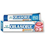 Orasore Mouth Ulcer Treatment Gel (Pack Of 1)