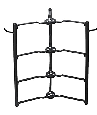Cook N Home Pot Pan Rack Cabinet and Pantry Organizer