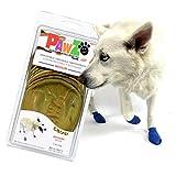 Botas Pawz para Perro PZCMM hasta 7,62 cm, Impermeable, para Perro, tamaño Mediano