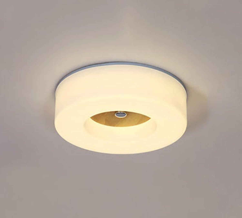 30W Deckenleuchte,Deckenlampe,Deckenstrahler Warmwei Flur ...