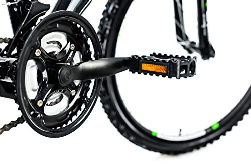 KS Cycling Mountainbike Fully 29'' Slyder schwarz RH51cm - 2