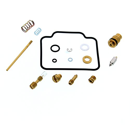 Race-Driven Carburetor Repair Carb Kit for 1990-96 Suzuki LT-F4WD 250 QuadRunner