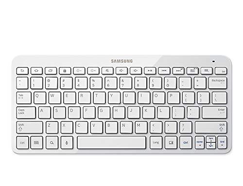 Samsung BKB-10ITWEGXET Tastiera Bluetooth per Galaxy Tab