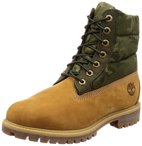 Timberland Herren 6 Inch Premium Puffer Boots beige 42