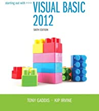 Best visual basic 2012 6th edition Reviews