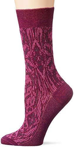 FALKE Damen Retro Nostalgia Socken, rosa (arctic pink 8233), 41-42