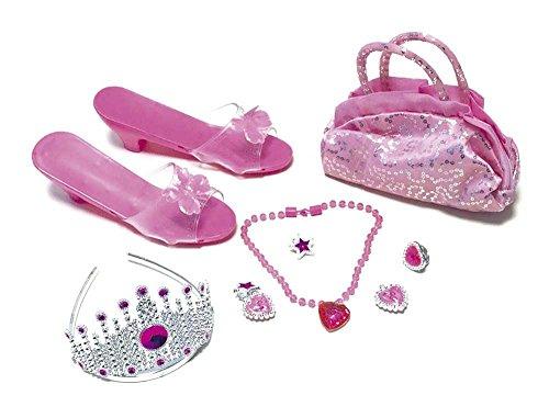 Tachan - Set de Accesorios para Disfraz de Princesa (CPA Toy Group 011A-1-50)