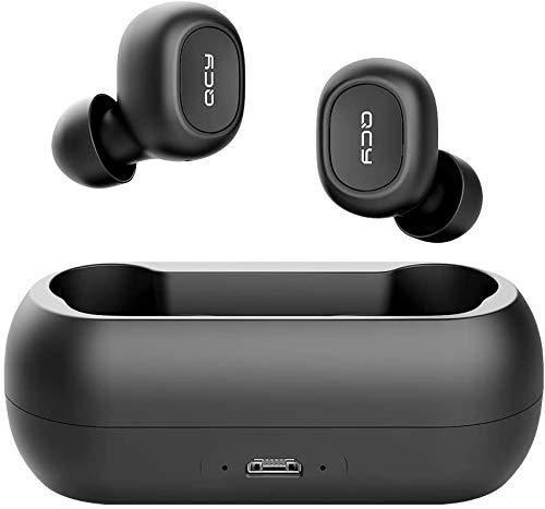 QCY Bluetooth イヤホンワイヤレスイヤホン T1C