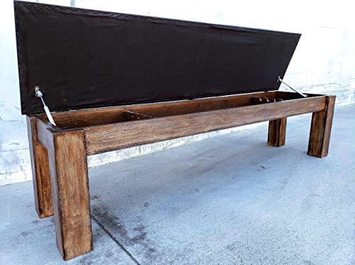 Sale!! Sawyer Twain Pool Table Storage Bench