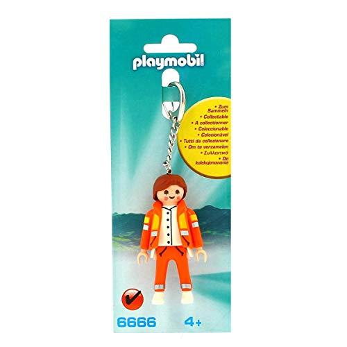 Playmobil Llavero Servicio de Emergencia