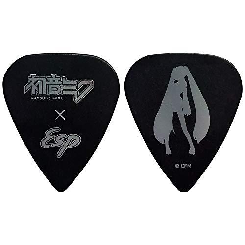 ESP PT-Miku02SI 初音ミクモデル ギターピック×10枚