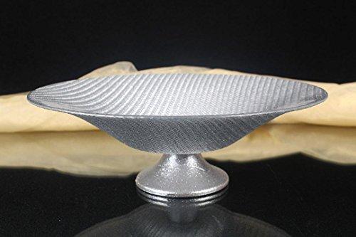 Etagere Glas Schale Obstschale Grande mit Fuß Ø ca. 30 cm NEU/OVP