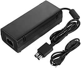 Mini Sealed AC Brick Adapter Power Supply for Microsoft for Xbox 360 Slim With Charger Cable