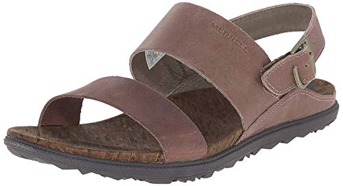 Merrell womens Around Town Backstrap Sandal poseidon 5 M US