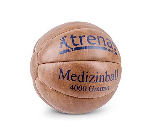 trenas Balón Medicinal de Cuero – 800 g – 1000 g – 1500 g – 2000 g – 3000 g – 4000 g – 5000 g