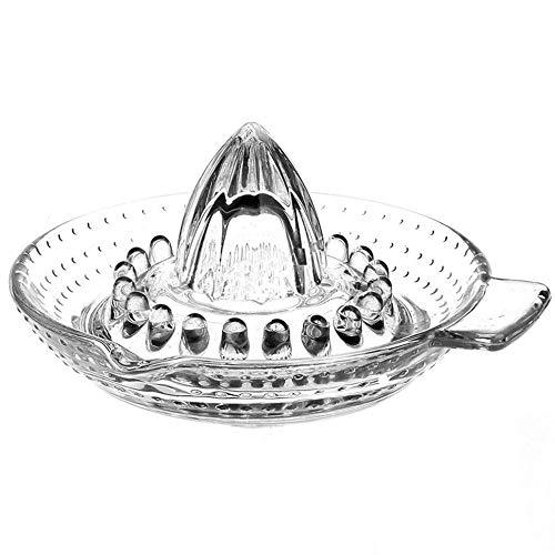 #N/V Exprimidor manual de cristal de cítricos de frutas exprimidor de cocina...