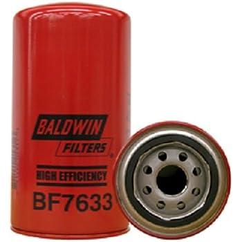 Baldwin BF7633 Heavy Duty Diesel Fuel Spin-On Filter