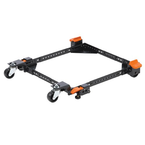 HTC 3000 Heavy Duty Universal Adjustable Mobile Base with 700-Pound Capacity