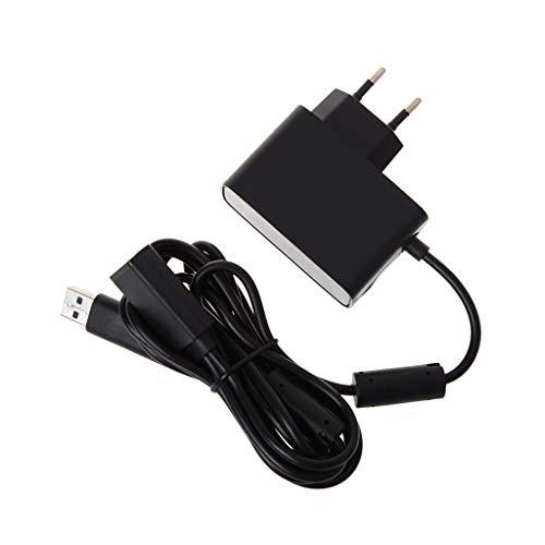 YOKING - Adaptador de cargador USB para Xb-Ox 360 Kinect (100-240 V)
