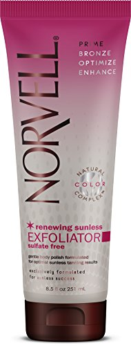 Best Spray Tan Exfoliator Prep Your Luscious Canvas Luxe Luminous