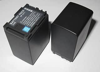 【バッテリー 単品】 Canon BP-827 / BP-827D 互換バッテリー iVIS HF G20 M41 M43 HF11 HF21 S10 S11 S21 等対応