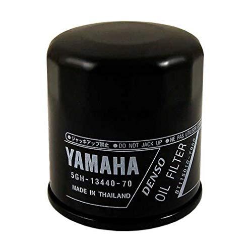 Filtro de aceite original Yamaha para revisión de motocicleta o ciclomotor FZ6, YZF-R1, YZF-R6, FZS, V-MAX