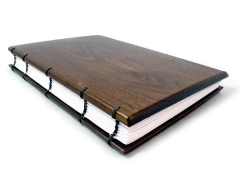 American Made Hardwood Visitor Register or Guestbook | Amazon.com