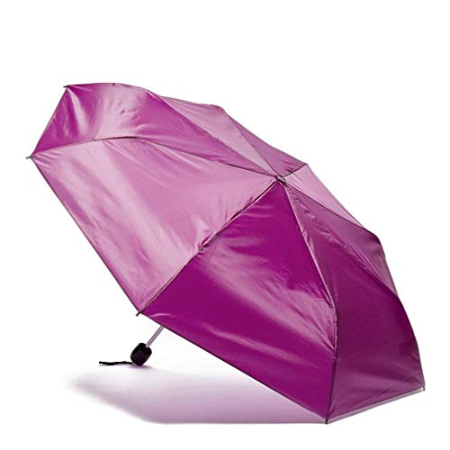 Peter Storm Mini Compacte Paraplu, Purper, One size