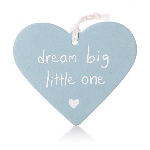 Shruti – Jonction 18 – Kid Cœur Bleu Dream Big 16 cm