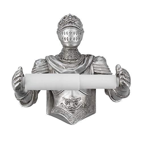 Toilettenpapierhalter Ritter Kreuzritter Mittelalter