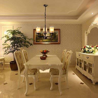 DD hanglamp, plafondlamp, kristal, heldere verlichting, modieus, plafondlamp, van metaal, met open haard van glas, woonkamer, mode, eetkamer, keuken, pub, café 220-240v