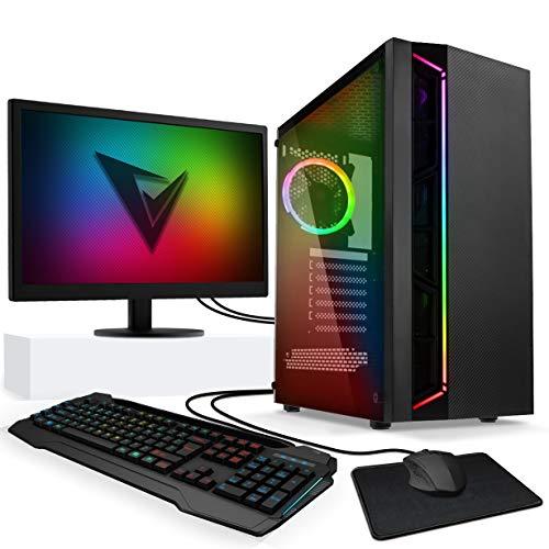 Pc Gaming Completo Con Monitor Marca Vibox