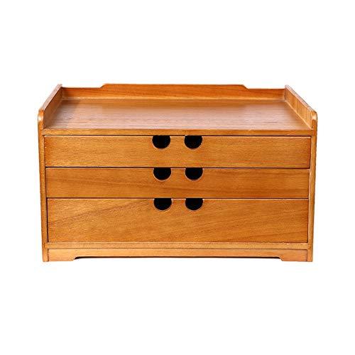 Pedestal Office-bestanden duurzame drawer kastorganizer – archiveren en organiseren van papieren documenten, gereedschappen, knutselbenodigdheden voor kinderen – thuiskantoor bureau-opbergdoos offic