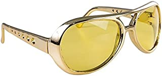 talla /única Gafas Elvis Viving Costumes MOM01558 My Other Me Me