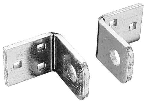 ABUS 09676–Vorhängeschloss mit Stahl, 100mm, modernes)