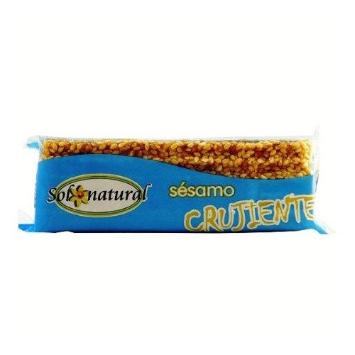 SOLNATURAL BARRITAS DE Sesamo & Miel 50 g, No aplicable