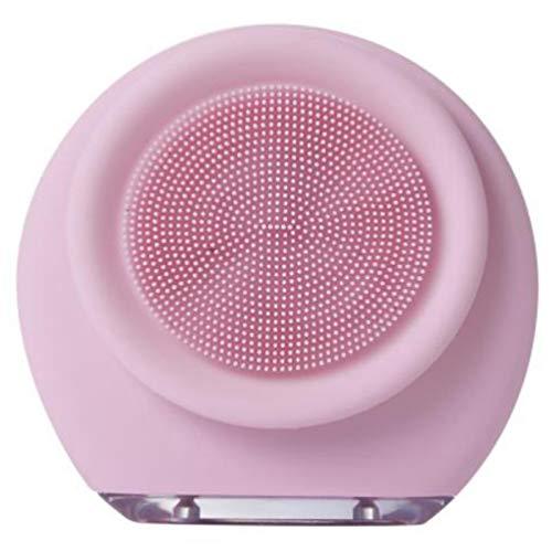 TOOGOO Rose ImperméAble éLectrique Visage Nettoyant 6000 RPM Silicone Facial Brosse Masseur Supprimer la Peau Point Noir Acné Pore Beauté Outil