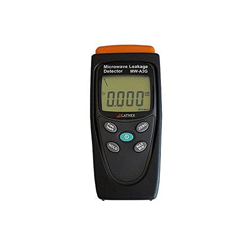 Latnex® MW-A3G Mikrowellen-Leckage-Messgerät: erkennt Strahlung aus Mikrowellen, perfektes Werkzeug für Hausbesitzer