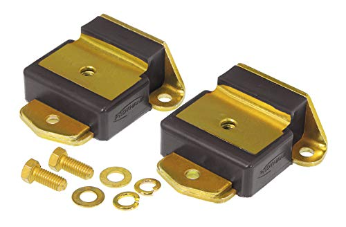 Prothane 7-509-BL Black Motor Mount Kit :