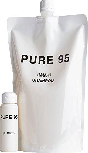 [ パーミングジャパン ]PURE95 シャンプー (詰め替え用 / 700ml)&シャンプー (お試し用 / 50ml) サロン専売 ピュア95 トライアル付きセット
