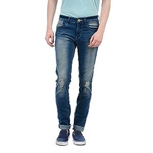 Monte Carlo Men's Straight Fit Jeans 13 41aIMrbp93L. SS300