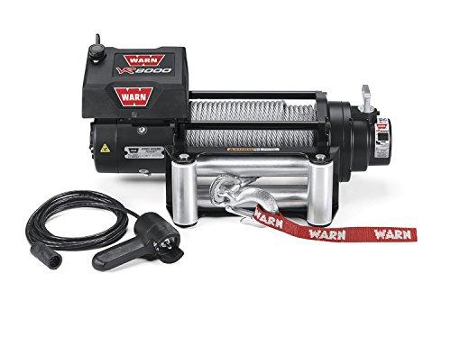 WARN 86245 VR8000 8,000 lb Winch