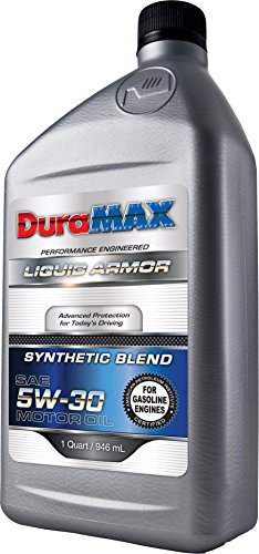 DuraMAX Synthetic Blend 5w30 Motor Oil - Case of...