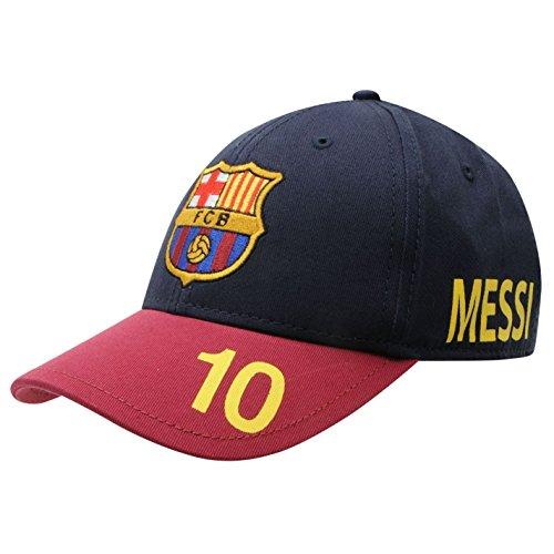 Gorra de béisbol junior oficial del FCBarcelona, Lionel Messi10