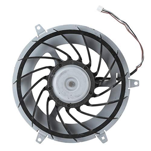 Ventilador más fresco para consola de juegos PS3, mini ventilador de refrigeración, accesorio de repuesto para ventilador de refrigeración, con herramienta de desmontaje para consola de juegos PS3