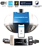 Chamberlain Group Chamberlain B980 Smartphone-Controlled Ultra-Quiet...